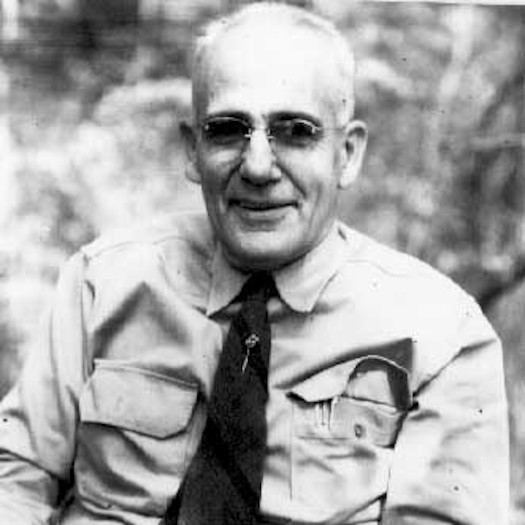 Dr. Clarence Cottam, USFWS Assistant Director