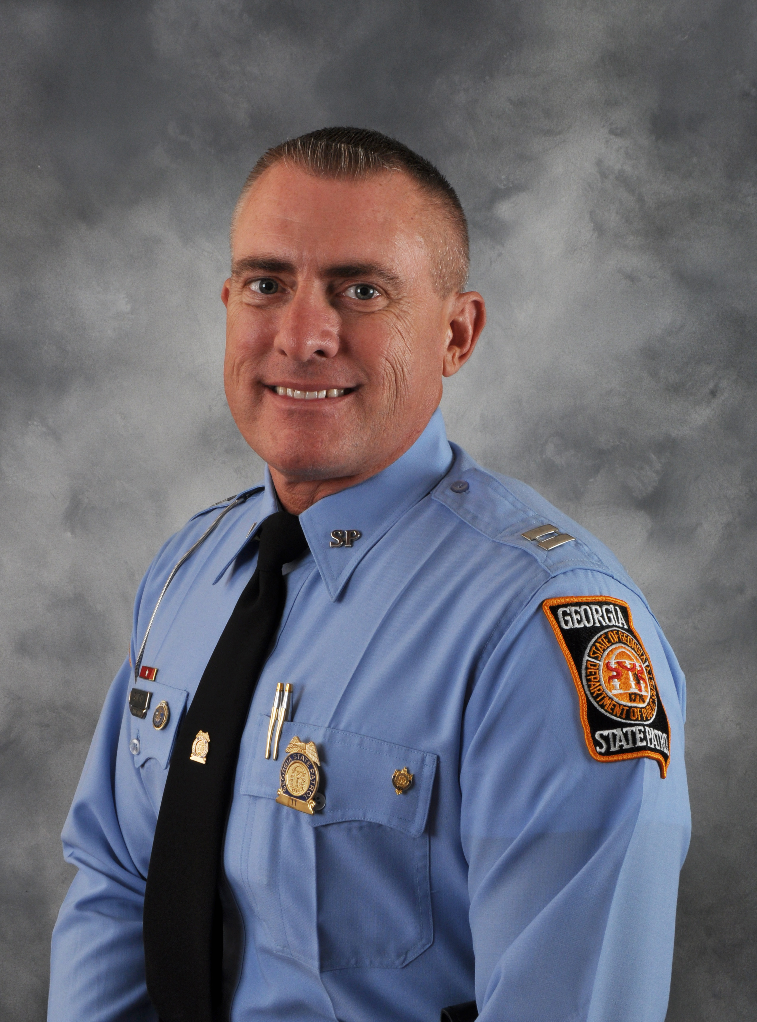Grady Sanford Appointed to Commander of GSP Troop A Operations  WBHF