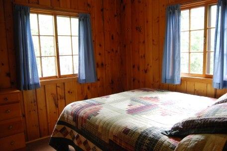 Cabin Four: Bedroom 1