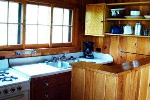 Cabin Eight: Kitchen