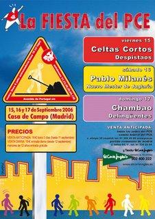 Fiesta PCE 2006
