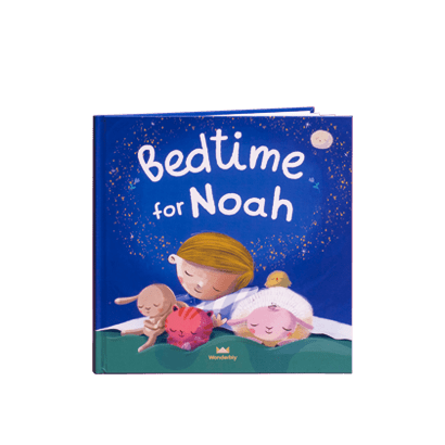 personalised books for newborns
