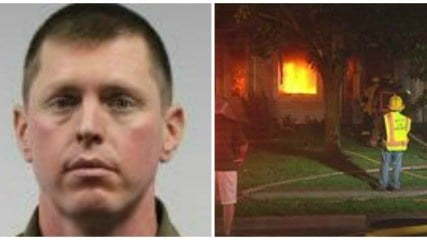 Image result for Jason Stokes arson