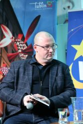 Fragmenty publikacji zaprezentował dr Marcin Sanakiewicz (UMCS)