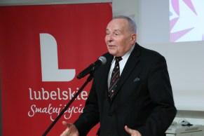 Głos zabrał prof. dr hab. n. med. Kazimierz Głowniak