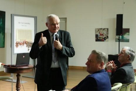 Głos zabrali m.in.: prof. dr hab. Ryszard Szczygieł…