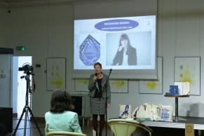 ... oraz Joanna Chapska – Przewodnicząca Zarządu Okręgu SBP w Lublinie
