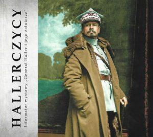 Hallerczycy, informator wystawy