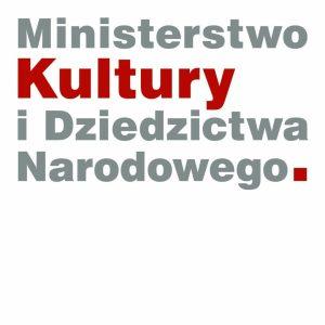 Ministerstwo Kultury i Dziedzictwa Narodowego - logotyp