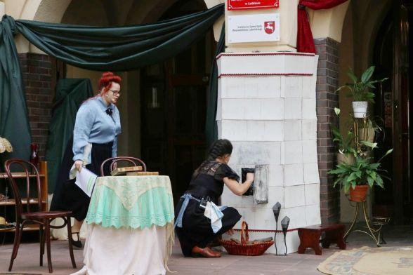 Dulska - Patrycja Płońska i Hanka - Anna Biegalska