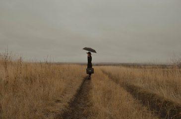 Dziewczyna na polu. pixabay