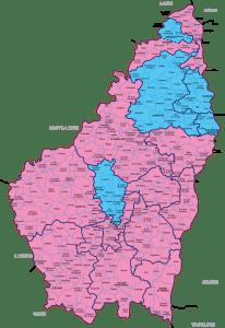carto-couleurs-résultats-élections-départementales-2015