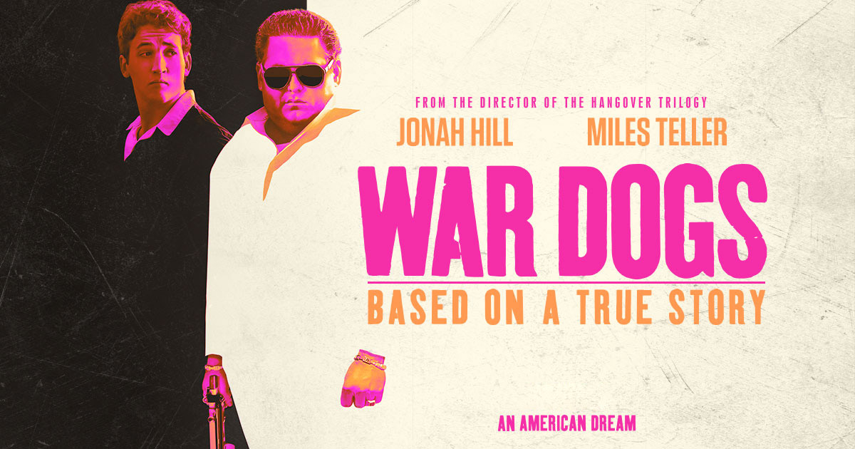Image result for war dogs