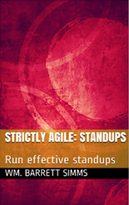 Strictly Agile Standups Book Cover