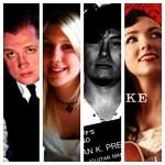 Episode 22: W.B. Walker's Old Soul Radio Show Podcast (Robert Dean, Six Gun Britt, Sean K. Preston, & Rachel Brooke)