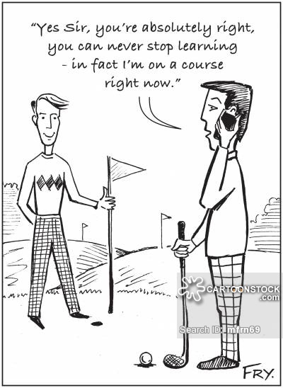 Demystifying the Golf Skill Learning Process