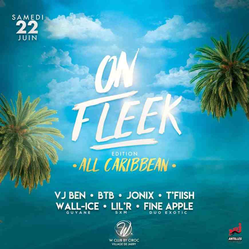 ON FLEEK 22 juin
