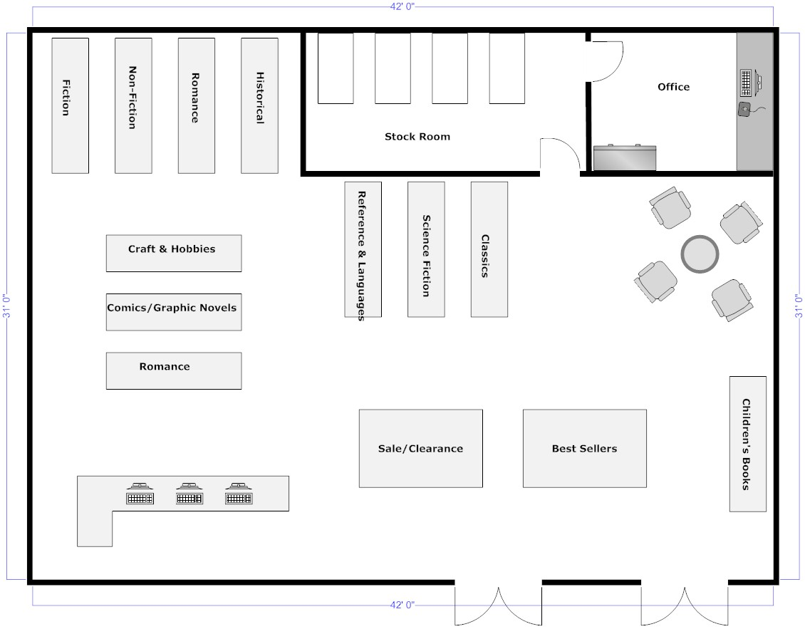 Warehouse Layout Design Software