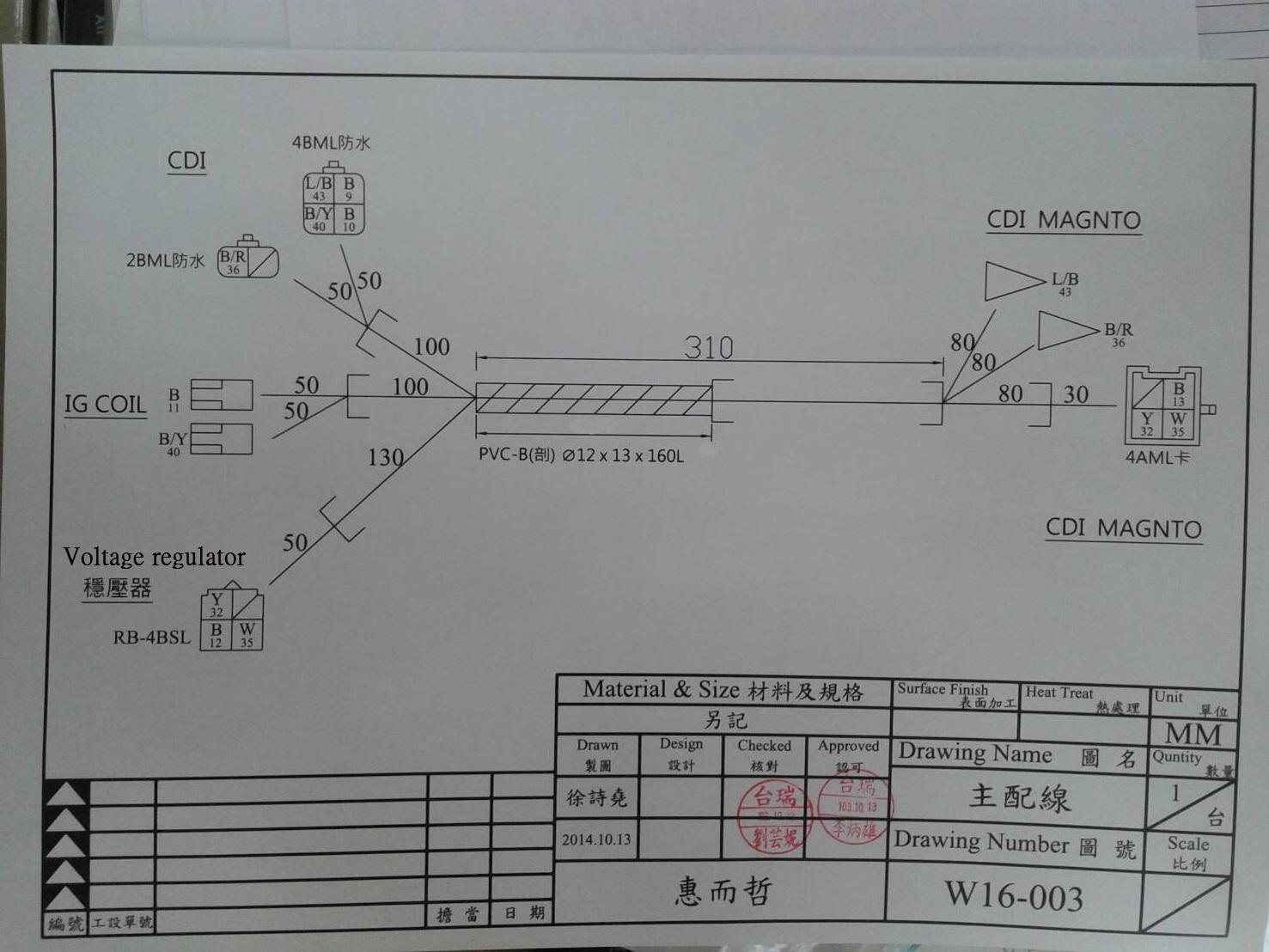 basic car alternator wiring diagram redarc dual battery system cruzzer harness  wc1manufacturer 39s blog