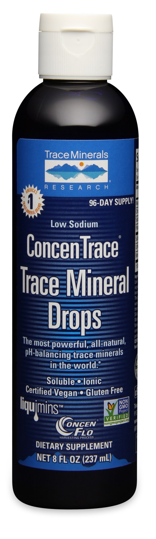 concentrace - ConcenTrace Trace Mineral Drops
