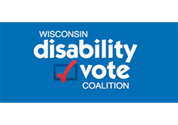 Wisconsin Disability Work Coalition logo