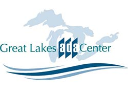 Great Lakes ADA Center logo