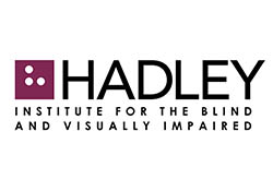 Hadley Institute for the Blind and Visually Impaired logo