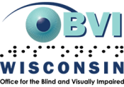 Office for the Blind & Visually Impaired - Wisconsin DHS logo