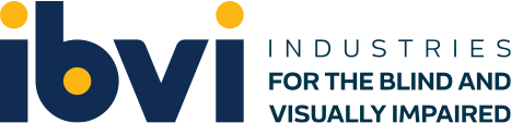 Industries for the Blind and Visually Impaired Logo