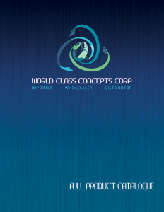 WCCC Catalog Download
