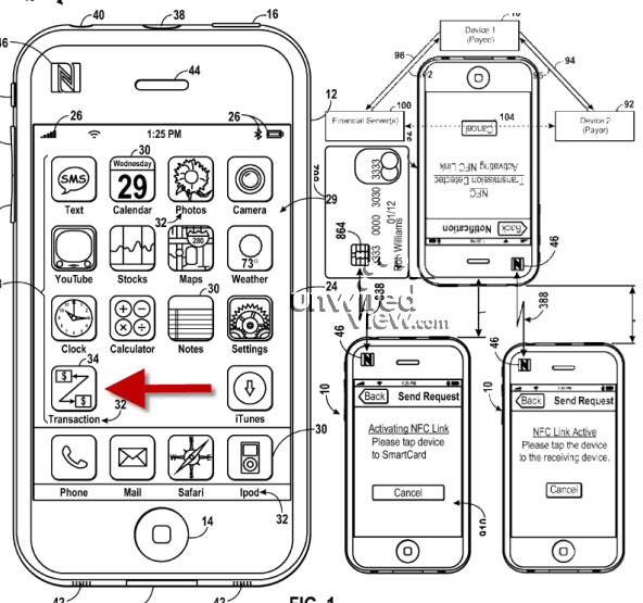 Apple Working on P2P Payment For iPhone and iPad. Files
