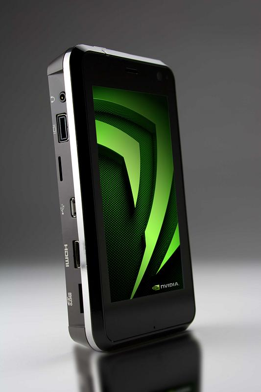 """NVIDIA Tegra Phones Coming """"later"""" This Year"""