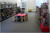 Maida Vale children's library (temporary)