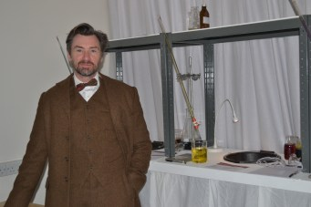 Rivers of London: Inspector Thomas Nightingale (Westminster Reference Library, April 2015)