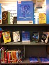 Shelf Help Collection display at Paddington Library, April 2016