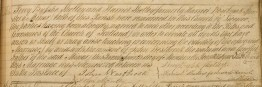 Marriage entry for Percy Busshe Shelly, 24 March 1814. Image property of Westminster City Archives.