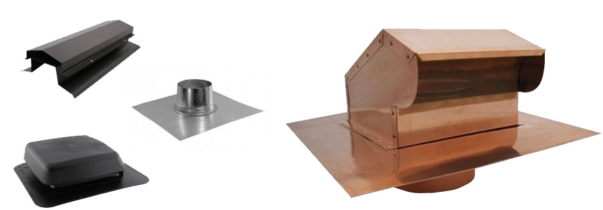View All Roof Vents Online