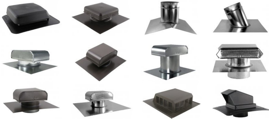 Finding the Right Metal Roof Vents