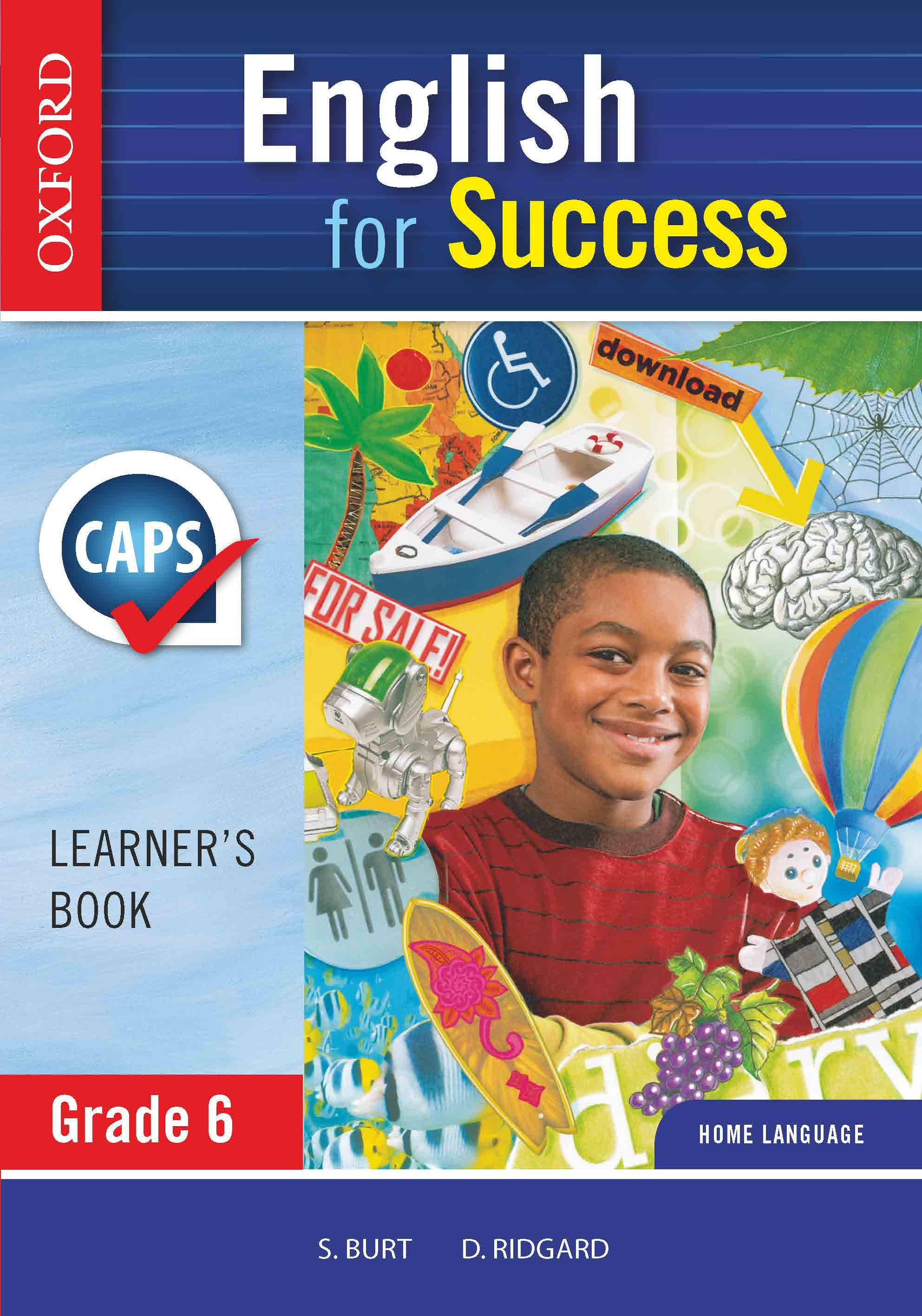 English For Success Grade 6 Learner S Book