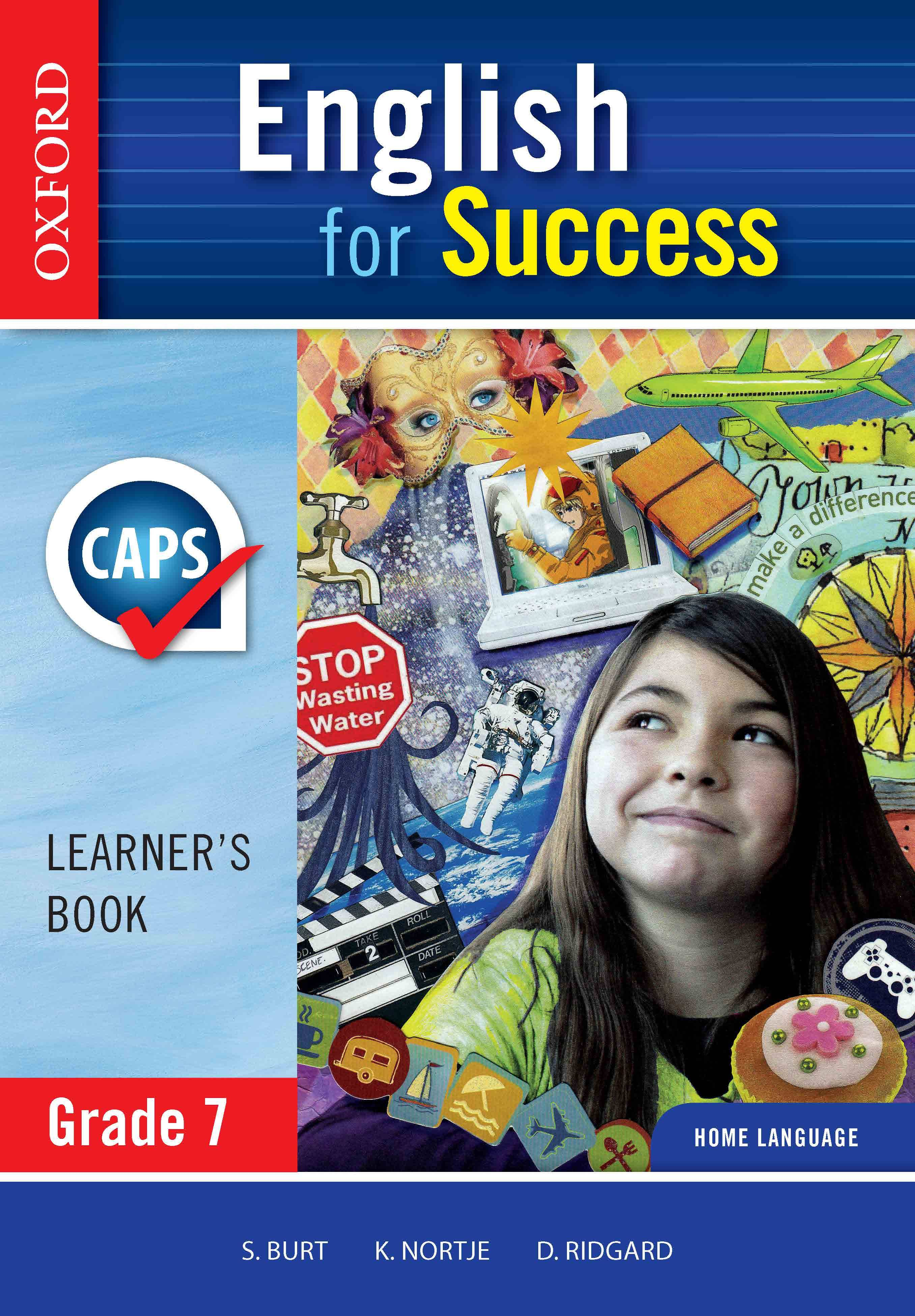 English For Success Grade 7 Learner S Book