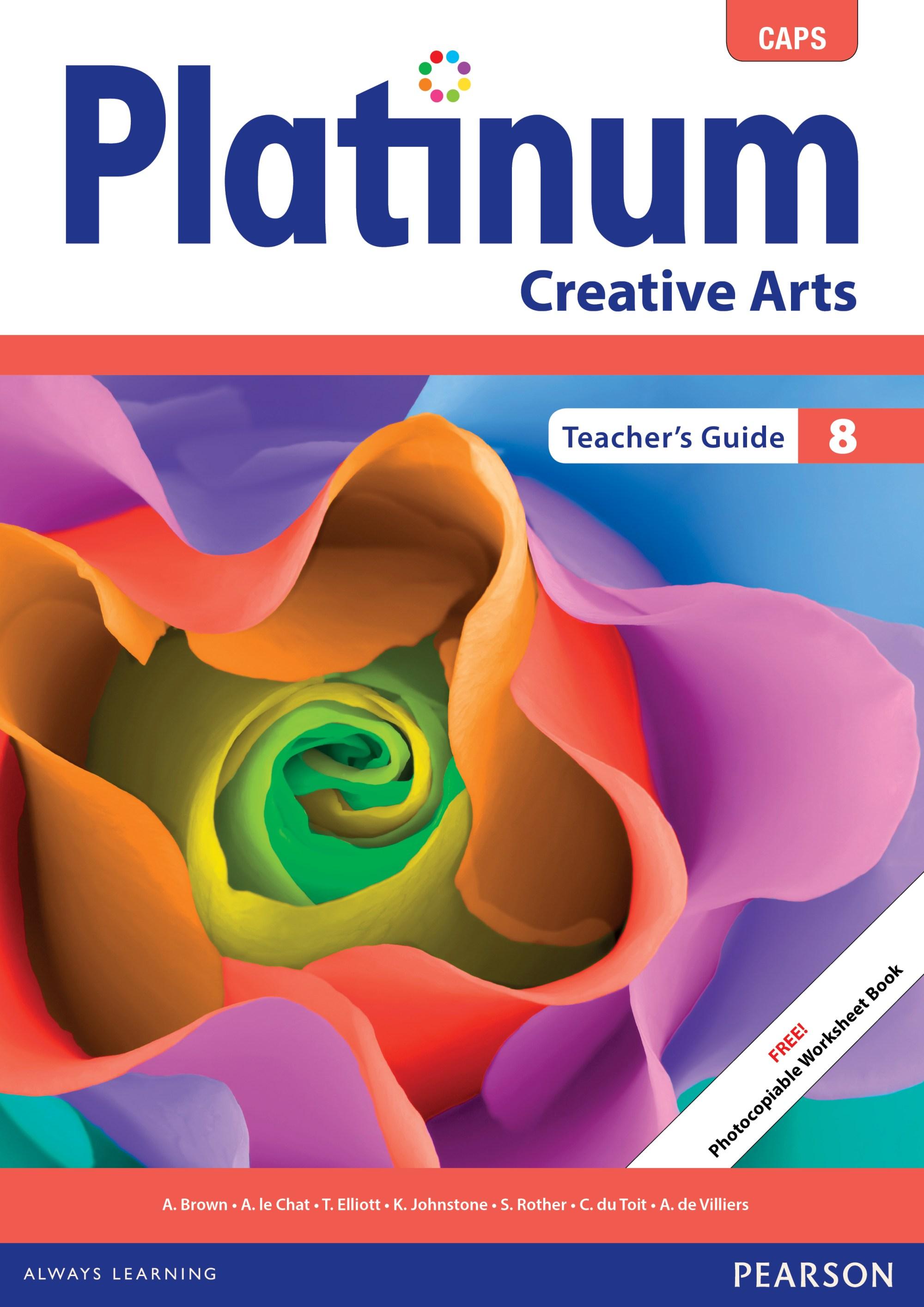 hight resolution of Platinum Creative Arts Grade 8 Teacher's Guide ePDF (perpetual licence)    WCED ePortal
