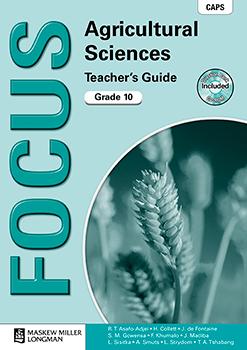 Focus Agricultural Sciences Grade 10 Teacher's Guide ePDF