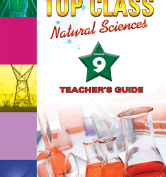 TOP CLASS NATURAL SCIENCES GRADE 9 TEACHER'S GUIDE   WCED ePortal [ 1280 x 894 Pixel ]
