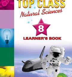 TOP CLASS NATURAL SCIENCES GRADE 8 LEARNER'S BOOK   WCED ePortal [ 1280 x 975 Pixel ]
