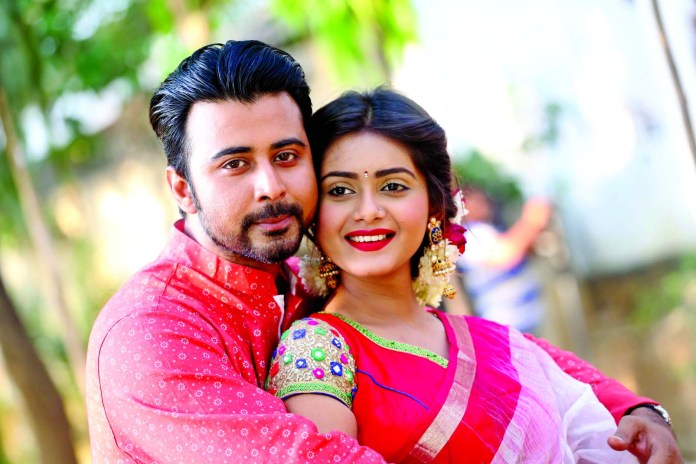 Afran Nisho with Tanjin Tisha