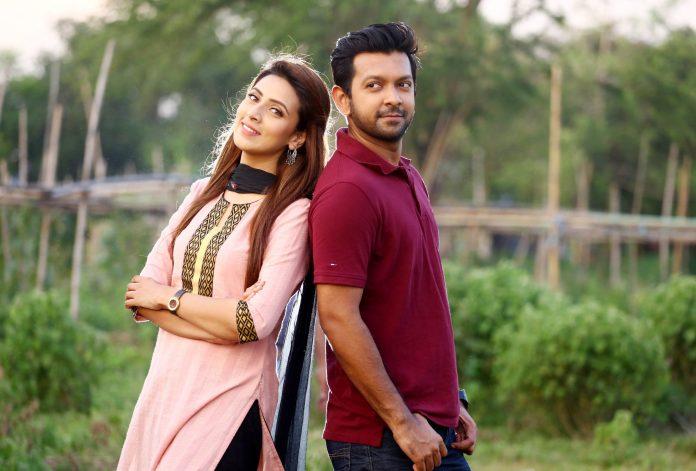 Bidya Sinha Mim and Tahsan