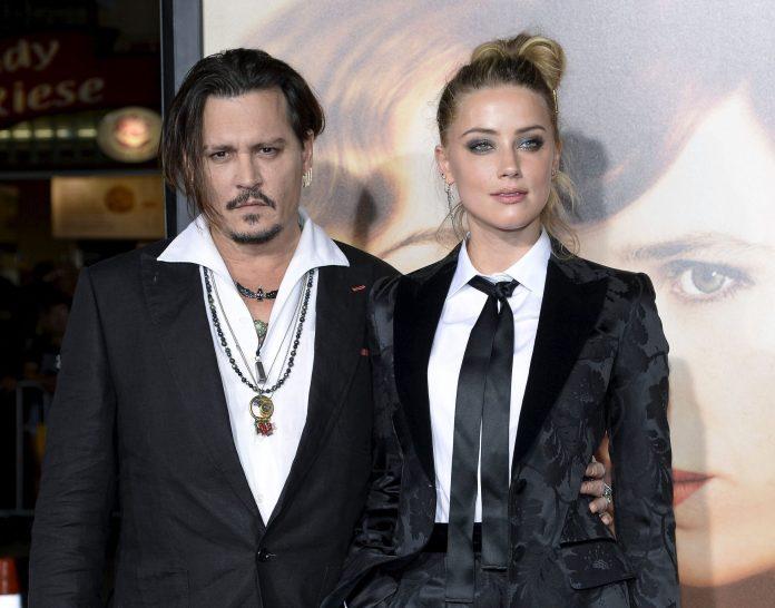 Johnny Depp Wife Amber Heard