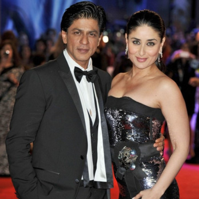 Shah Rukh Khan and Kareena Kapoor