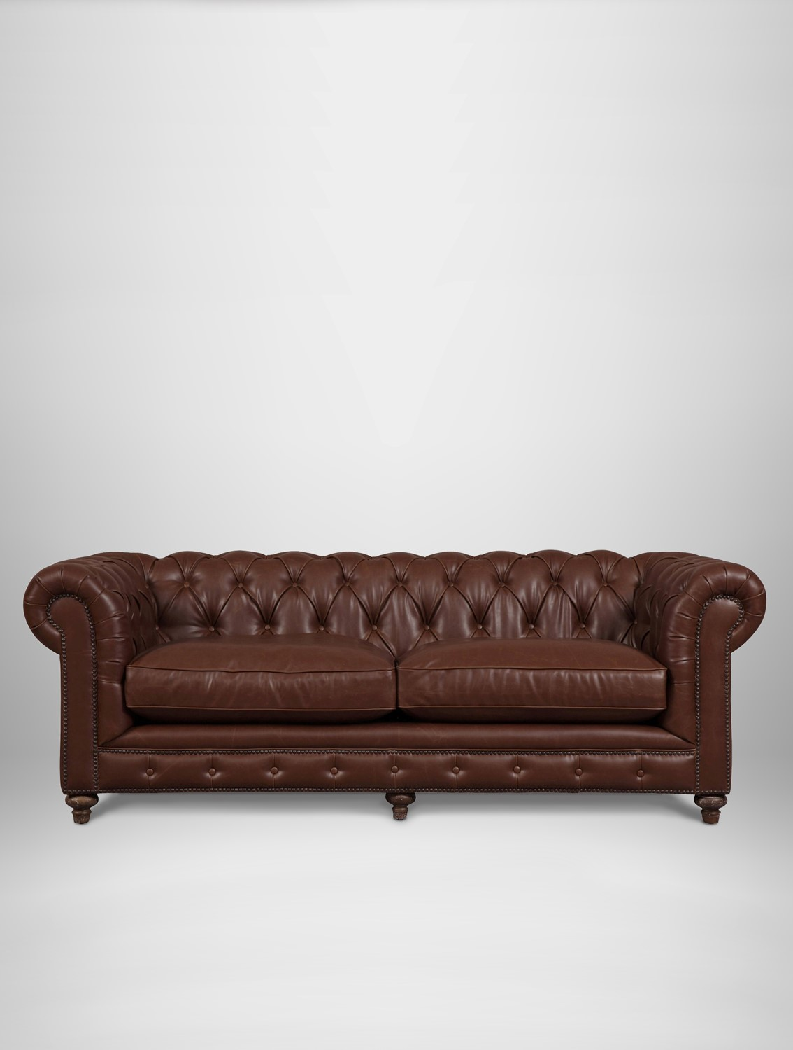brown chesterfield sofa furniture in dubai bed baci living room