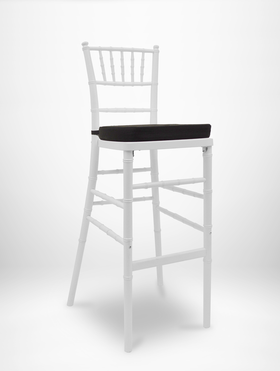 White Chiavari Bar Stool West Coast Event Productions Inc